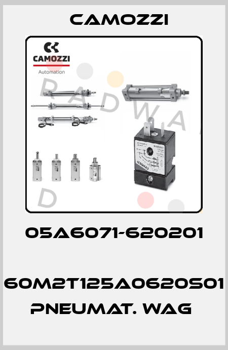 Camozzi-05A6071-620201  60M2T125A0620S01  PNEUMAT. WAG  price