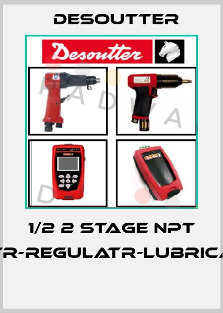Desoutter-1/2 2 STAGE NPT FILTR-REGULATR-LUBRICATR  price
