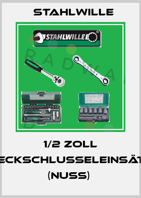 Stahlwille-1/2 ZOLL STECKSCHLUSSELEINSÄTZE (NUSS)  price