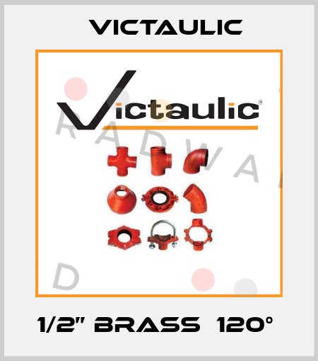 Victaulic-1/2'' BRASS  120°  price