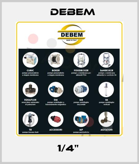 Debem-1/4''  price
