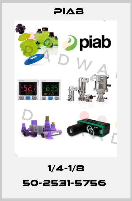 Piab-1/4-1/8 50-2531-5756  price