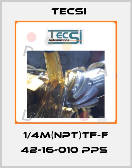 Tecsi-1/4M(NPT)TF-F 42-16-010 PPS  price