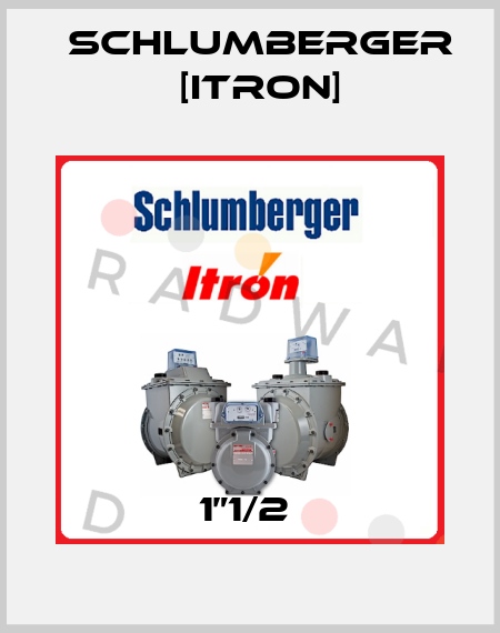 "Schlumberger [Itron]-1""1/2  price"