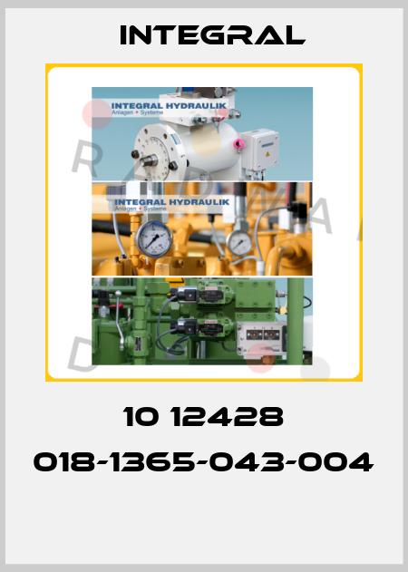 Integral-10 12428 018-1365-043-004  price