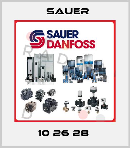 Sauer-10 26 28  price