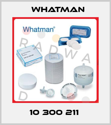 Whatman-10 300 211  price