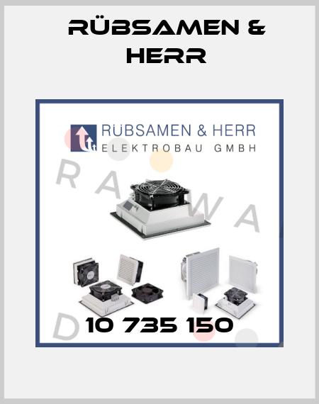 RÜBSAMEN & HERR-10 735 150  price