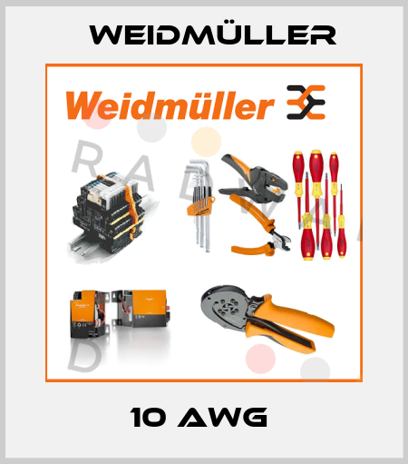 Weidmüller-10 AWG  price