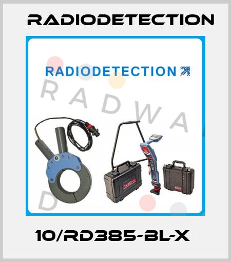 Radiodetection-10/RD385-BL-X  price