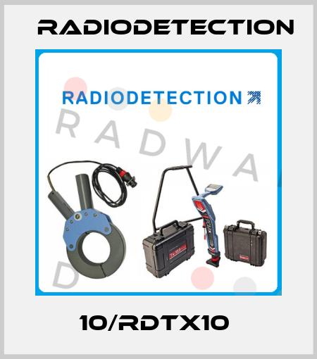 Radiodetection-10/RDTX10  price