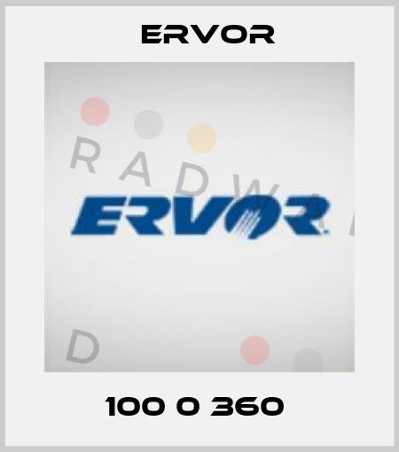 Ervor-100 0 360  price