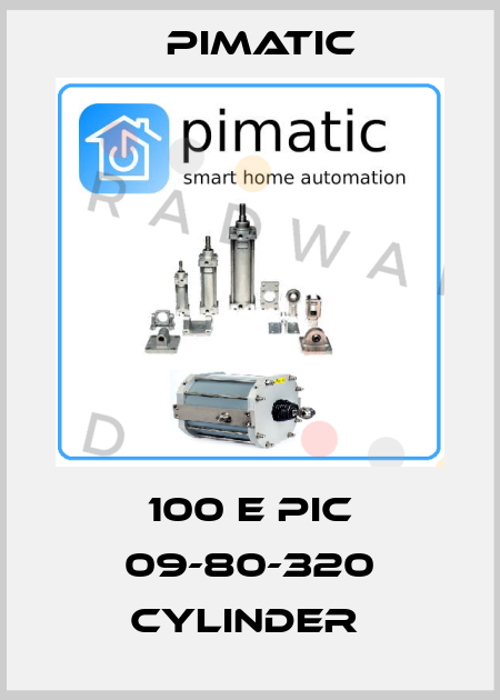 Pimatic-100 E PIC 09-80-320 CYLINDER  price