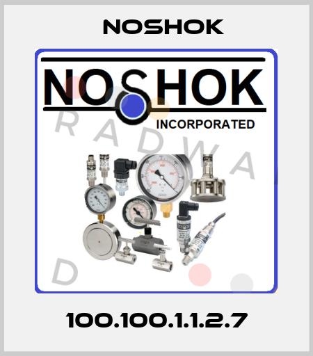Noshok-100.100.1.1.2.7 price