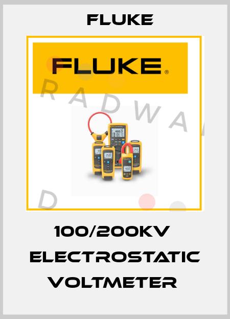 Fluke-100/200KV  ELECTROSTATIC VOLTMETER  price