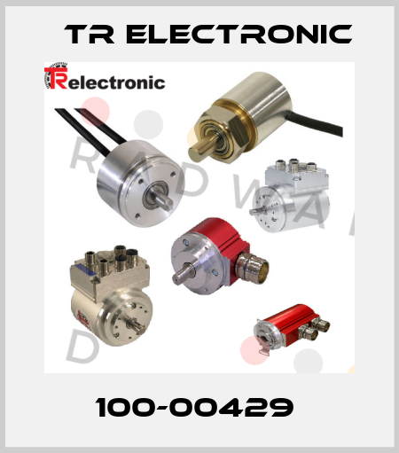 TR Electronic-100-00429  price