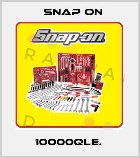 Snap on-10000QLE.  price