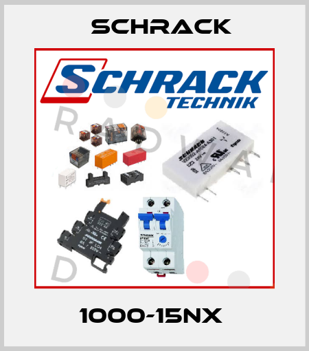 Schrack-1000-15NX  price