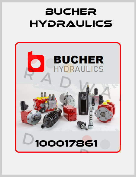 Bucher Hydraulics-100017861  price