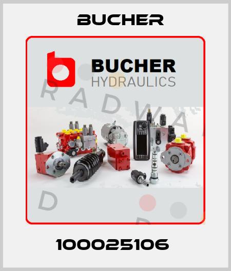 Bucher Hydraulics-100025106  price