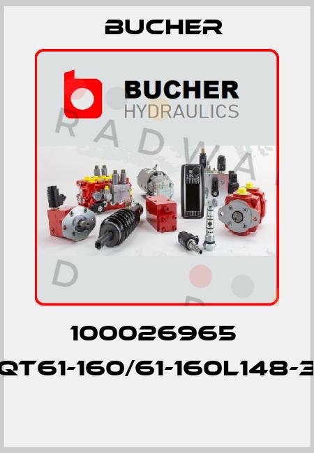 Bucher Hydraulics-100026965  QT61-160/61-160L148-3  price