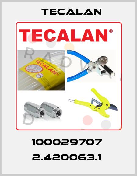 Tecalan-100029707  2.420063.1  price
