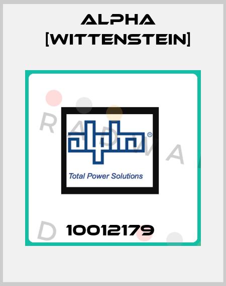 Alpha [Wittenstein]-10012179  price