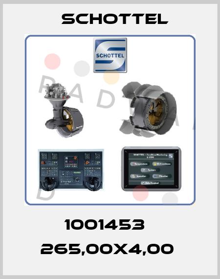 Schottel-1001453   265,00X4,00  price