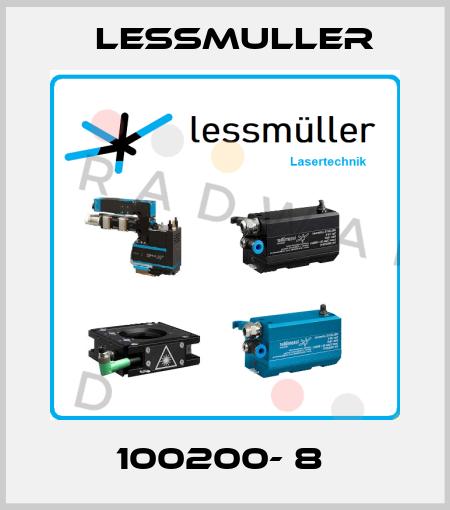 LESSMULLER-100200- 8  price