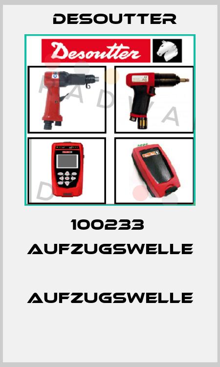 Desoutter-100233  AUFZUGSWELLE  AUFZUGSWELLE  price