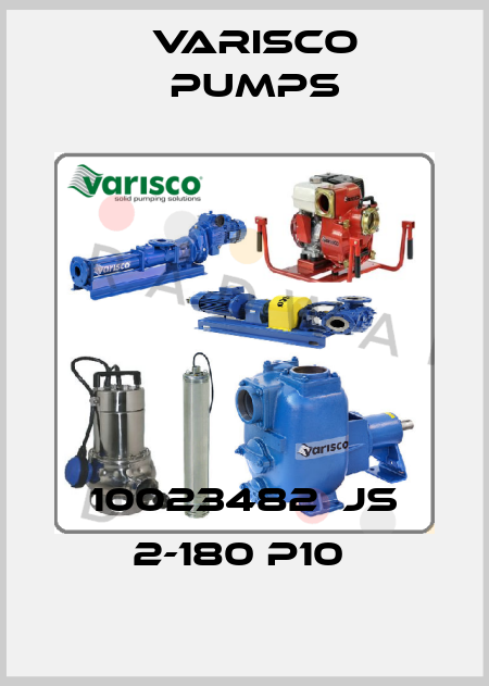 Varisco pumps-10023482  JS 2-180 P10  price