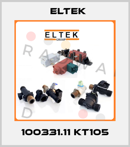 Eltek-100331.11 KT105 price