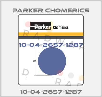 Parker Chomerics-10-04-2657-1287 price
