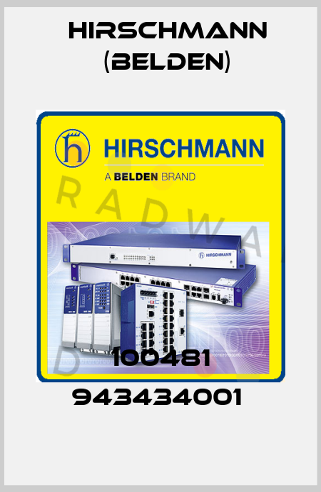 HIRSCHMANN (Belden)-100481 943434001  price