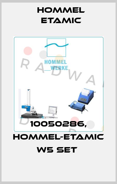 Hommelwerke-10050286, HOMMEL-ETAMIC W5 Set  price