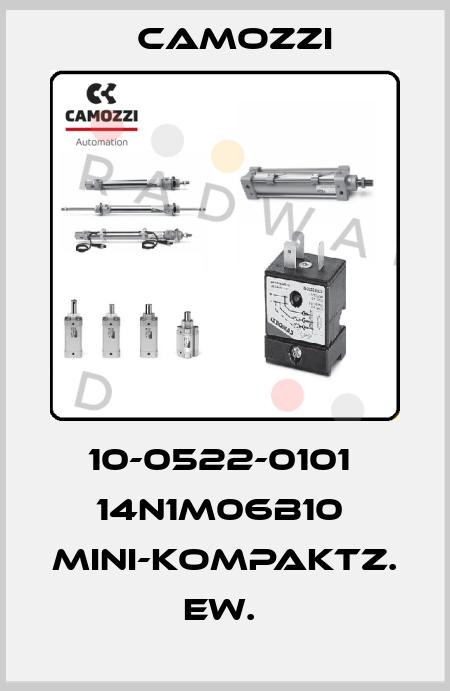 Camozzi-10-0522-0101  14N1M06B10  MINI-KOMPAKTZ. EW.  price