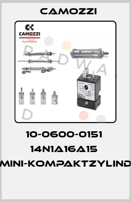 Camozzi-10-0600-0151  14N1A16A15  MINI-KOMPAKTZYLIND  price