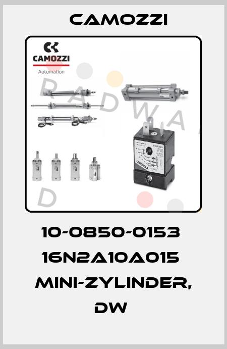 Camozzi-10-0850-0153  16N2A10A015  MINI-ZYLINDER, DW  price