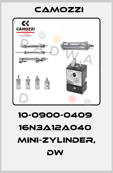 Camozzi-10-0900-0409  16N3A12A040  MINI-ZYLINDER, DW  price