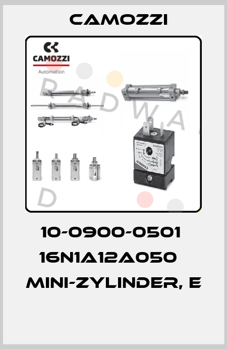 Camozzi-10-0900-0501  16N1A12A050   MINI-ZYLINDER, E  price