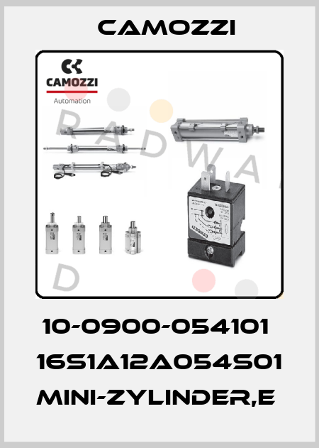 Camozzi-10-0900-054101  16S1A12A054S01 MINI-ZYLINDER,E  price