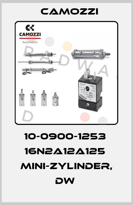 Camozzi-10-0900-1253  16N2A12A125  MINI-ZYLINDER, DW  price