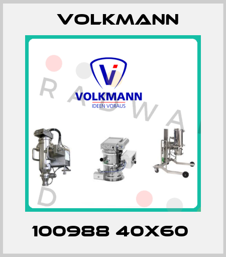 Volkmann-100988 40X60  price