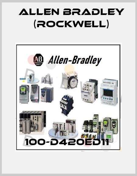 Allen Bradley (Rockwell)-100-D420ED11  price