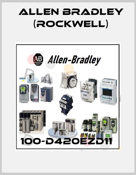 Allen Bradley (Rockwell)-100-D420EZD11  price