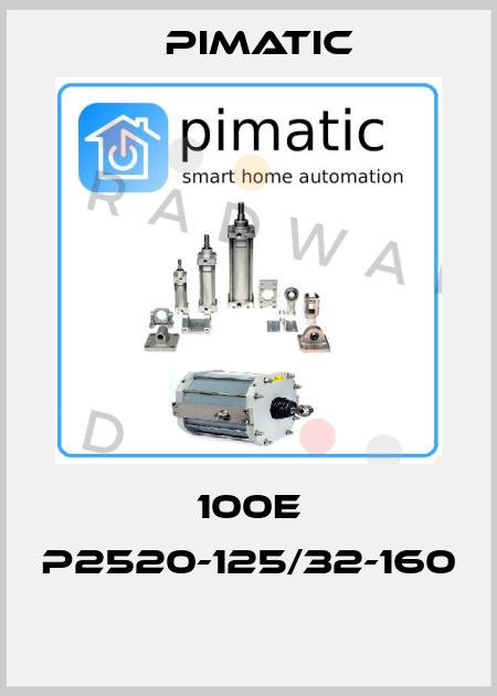 Pimatic-100E P2520-125/32-160  price