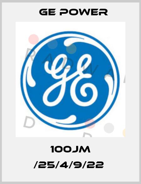 GE Power-100JM /25/4/9/22  price