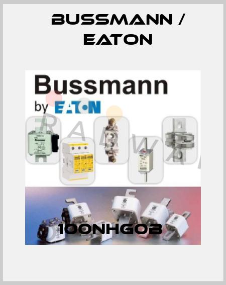 BUSSMANN / EATON-100NHG0B  price