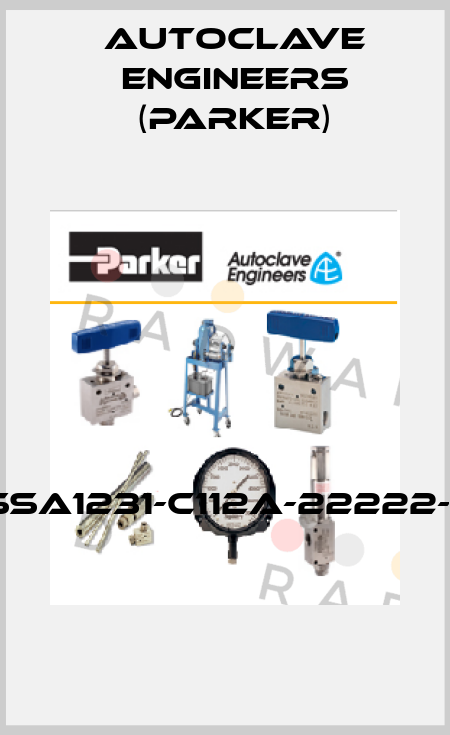 Autoclave Engineers (Parker)-100-SSA1231-C112A-22222-1J2111  price