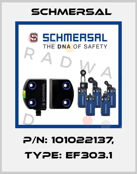 Schmersal-101022137 / EF303.1 price